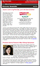 April 2014 Newsletter.